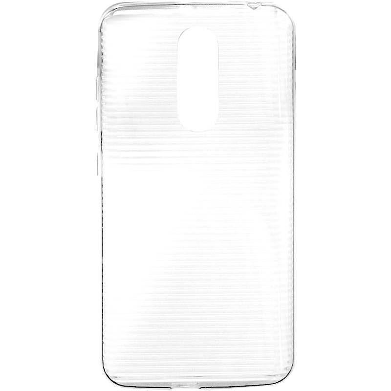 ZOPO Silikonové pouzdro pro ZP955 Speed 8 White   - Pouzdro na mobil