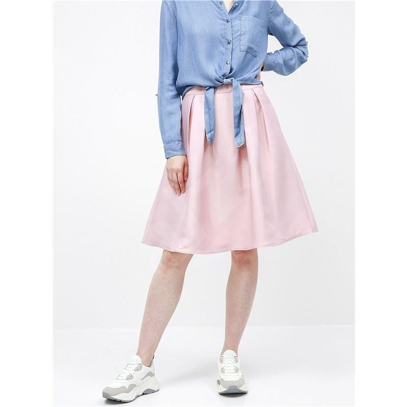 VILA Růžová sukně Kamma XXL - Sukně