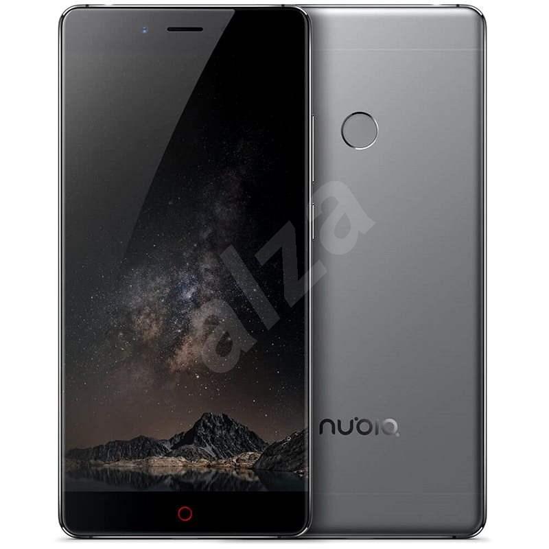 Nubia Z11 Black Gray - Mobilní telefon