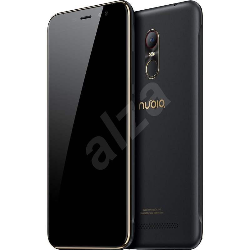Nubia N1 Lite Black Gold - Mobilní telefon