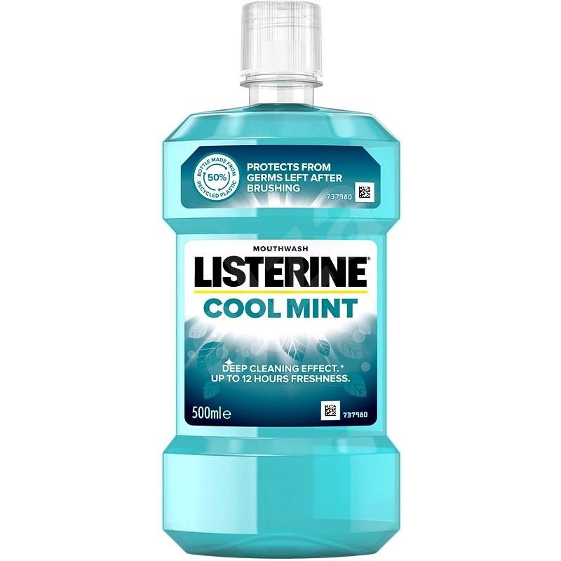 LISTERINE Coolmint 500 ml - Ústní voda