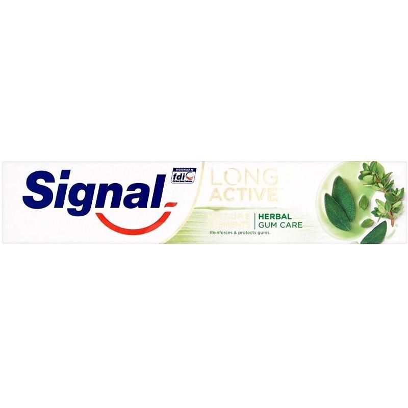 Signal Nature Elements Herbal zubní pasta 75ml - Zubní pasta