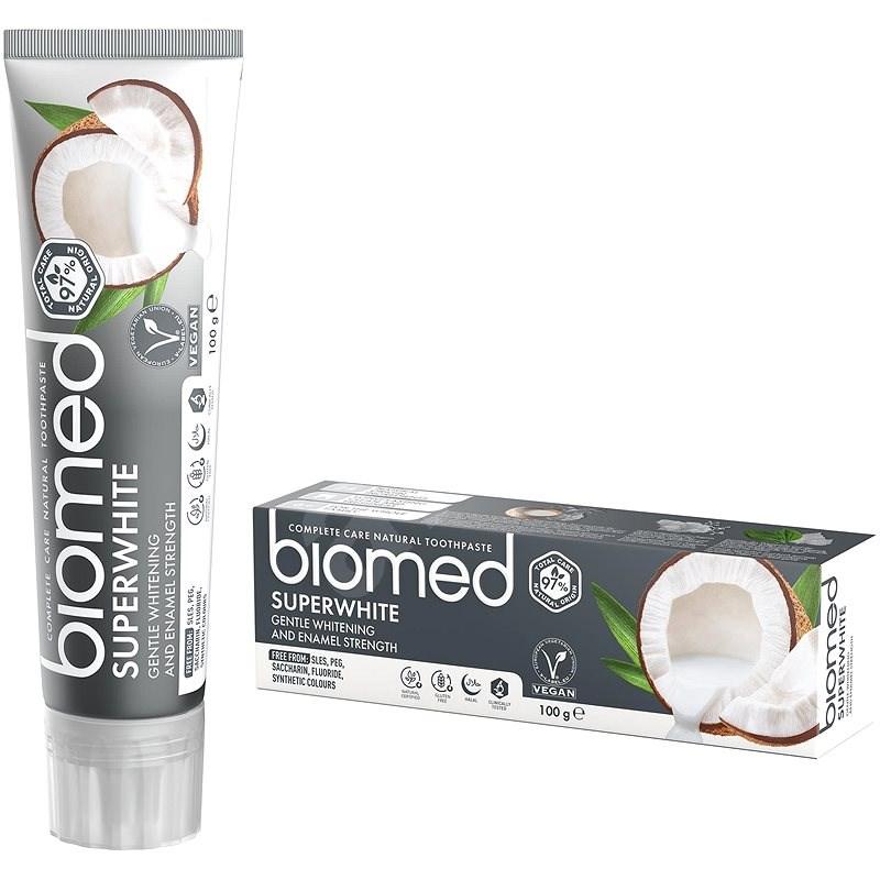 BIOMED Superwhite 100 g - Zubní pasta