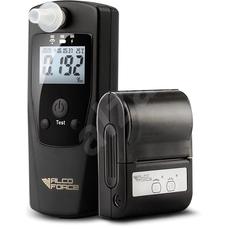 AlcoForce Cobra Kit - Alkohol tester