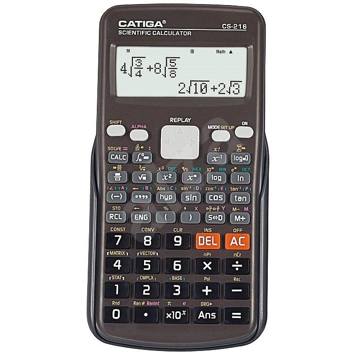 Catiga CS-216 - Kalkulačka