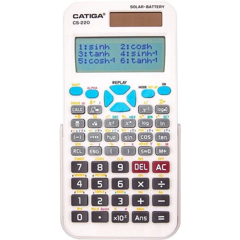 Catiga CS-220 - Kalkulačka