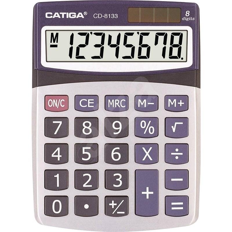Catiga CD-8133 - Kalkulačka