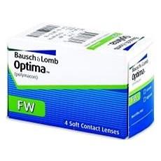 Optima FW (4 čočky) dioptrie: -9.00, zakřivení: 8.70 - Kontaktní čočky