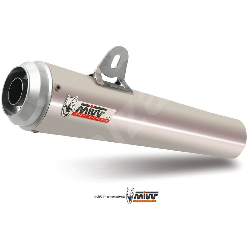Mivv X-Cone Plus Stainless Steel for Honda CBR 600 RR (2007 > 2012) - Exhaust Tail Pipe