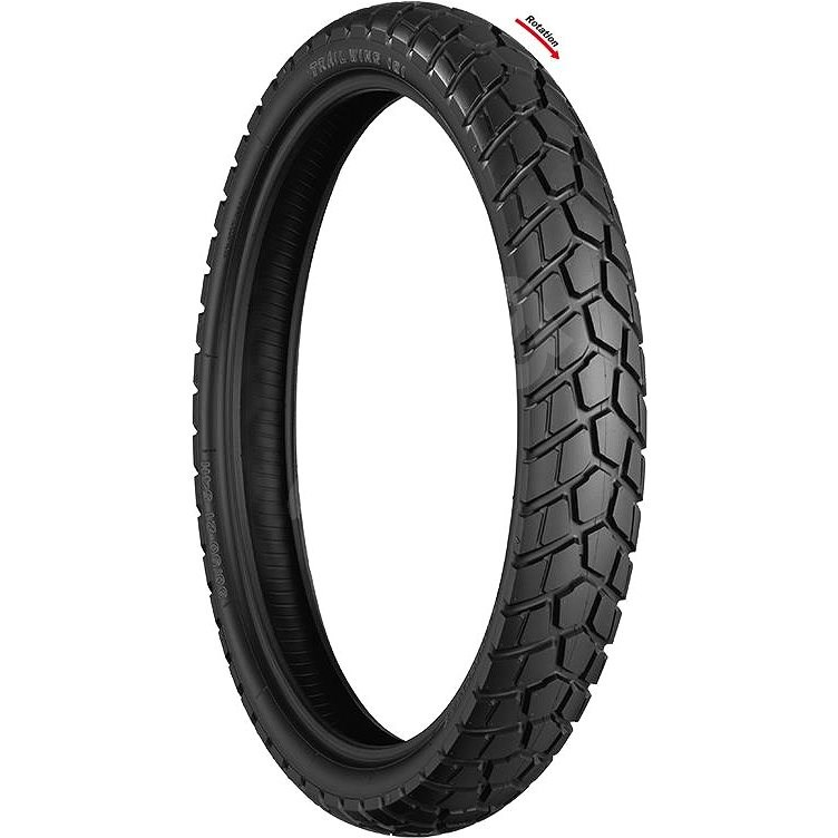 Bridgestone Trail Wing TW101 100/90 -19 57 H - Motorbike Tyres