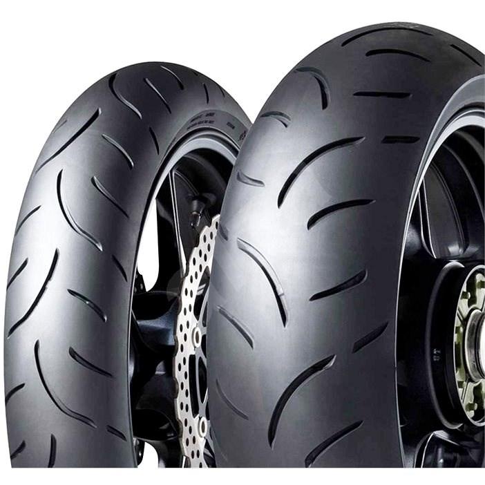 Dunlop SP MAX Qualifier II 120/70 ZR17 58 W - Motopneu