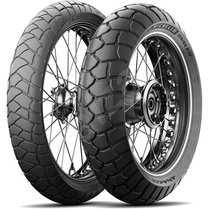 Michelin Anakee Adventure 100/90/19 TL/TT,F 57 V - Motopneu
