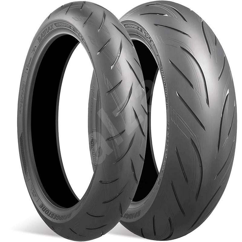 Bridgestone S 21 160/60/17 TL,R 69 W - Motopneu