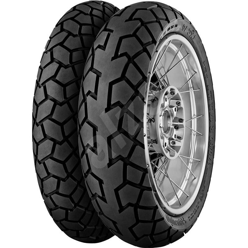 Continental TKC 70 170/60/17 TL, R 72V - Motorbike Tyres