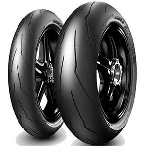Pirelli Diablo Supercorsa V3 160/60/17 TL,R,SC1 69 W - Motopneu