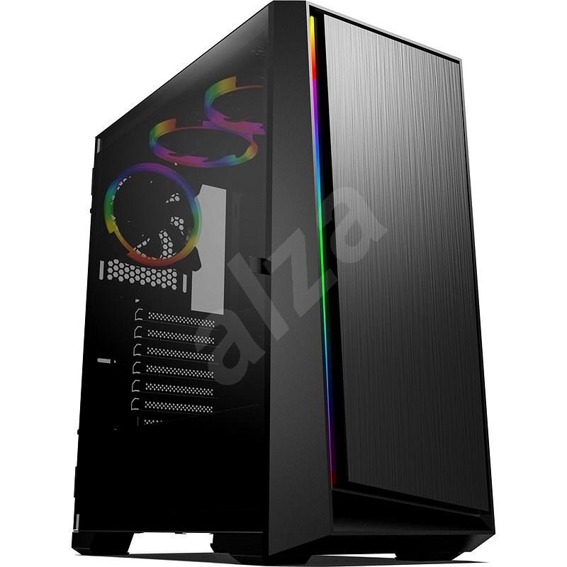 Alza GameBox Ryzen GTX1650 SUPER - Herní PC