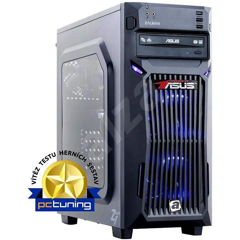 Alza GameBox Neo GTX1060+ - Počítač