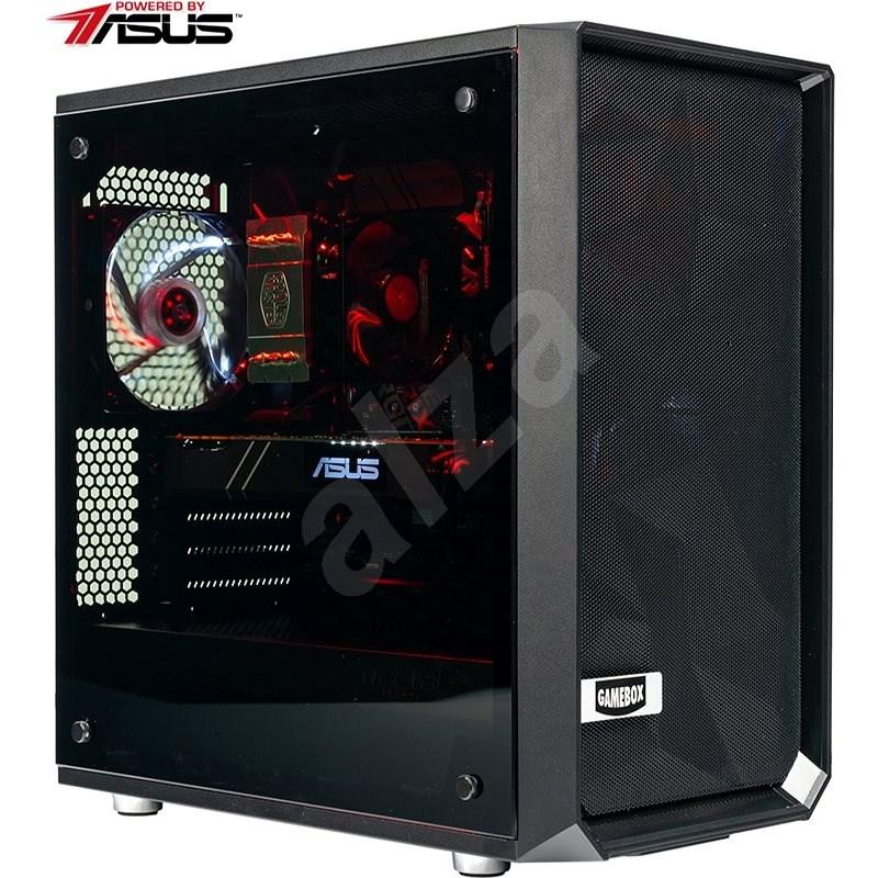 Alza GameBox GTX1070Ti - Herní PC