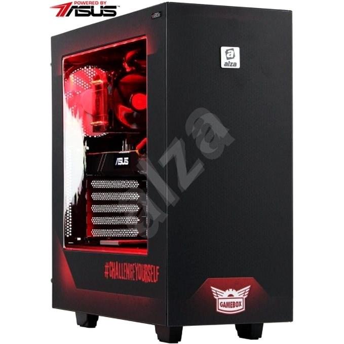 Alza GameBox Ryzen 7 - Herní PC