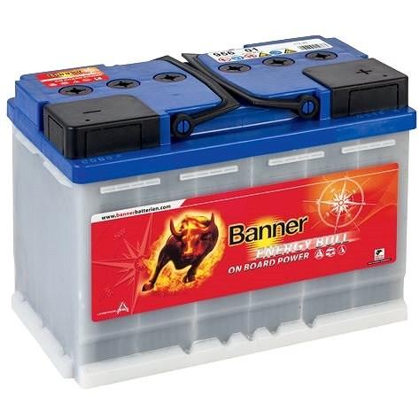 BANNER Energy Bull 95601, 12V - 80Ah - Trakční baterie