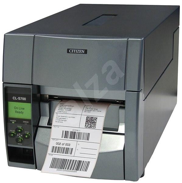 Citizen CL-S700 - Tiskárna štítků