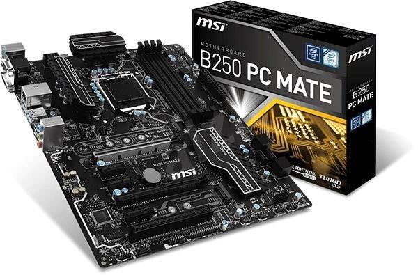 MSI B250 PC MATE - Základní deska