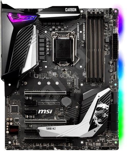 MSI MPG Z390 GAMING PRO CARBON - Základní deska
