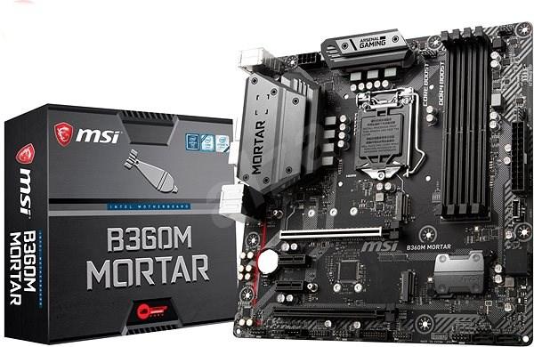 MSI B360M MORTAR - Základní deska