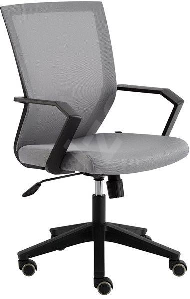 f71c9d40644b ALBA Merci šedá - Kancelářská židle