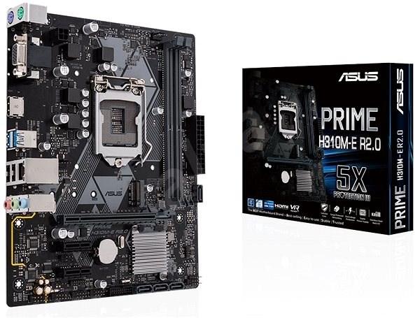 ASUS PRIME H310M-E R2.0 - Základní deska