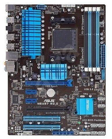 ASUS M5A97 R2.0 - Základní deska