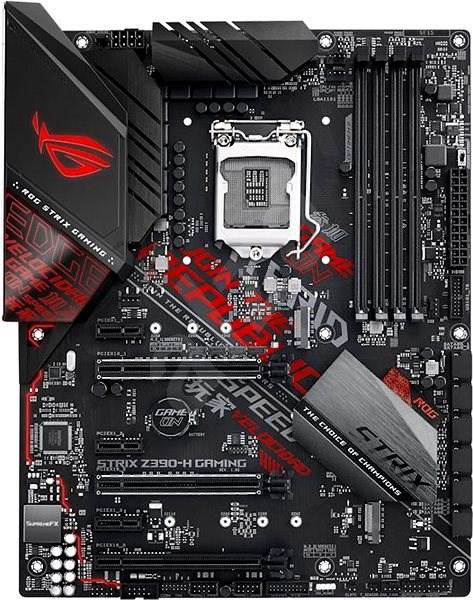 ASUS ROG STRIX Z390-H GAMING - Základní deska