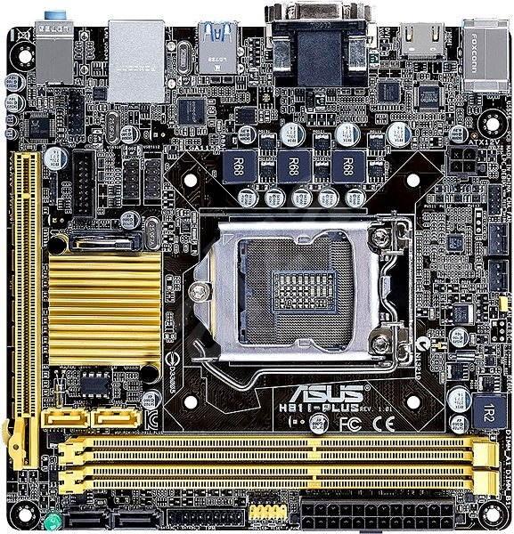 ASUS H81I-PLUS - Základní deska