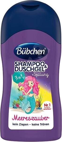 Bübchen Kids 3-in-1: Shower Gel + Shampoo + Balm - Children's Shower Gel