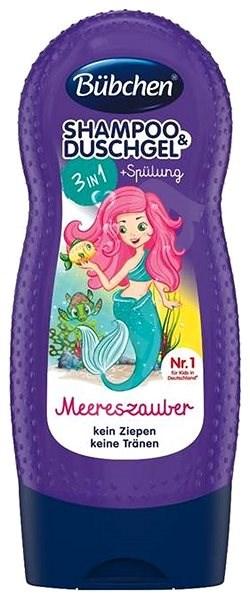 Bübchen Kids 3in1 Shower gel + shampoo + balm 230ml - Children's Shower Gel