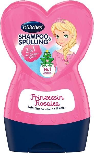 Bübchen Kids Shampoo & Conditioner ROSICE - Children's Shampoo