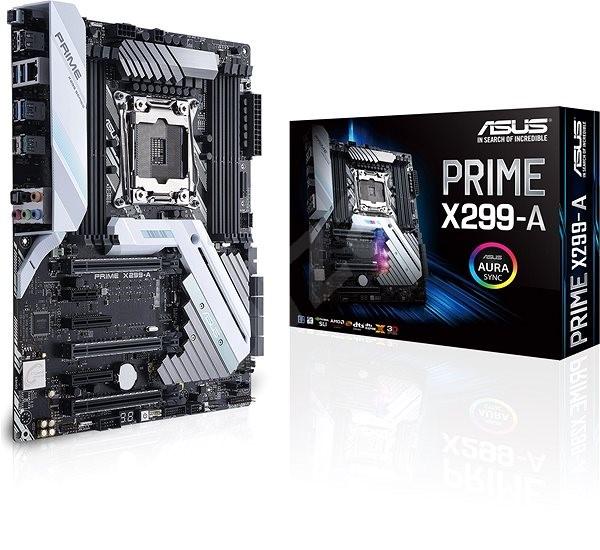 ASUS PRIME X299-A - Základní deska