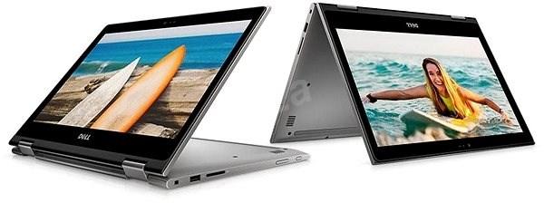 Dell Inspiron 13z (5379) Touch šedý - Tablet PC