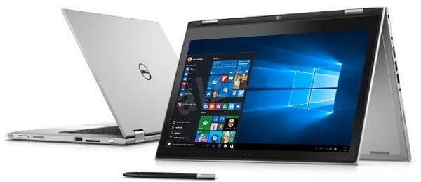 Dell Inspiron 13z Touch stříbrný - Tablet PC