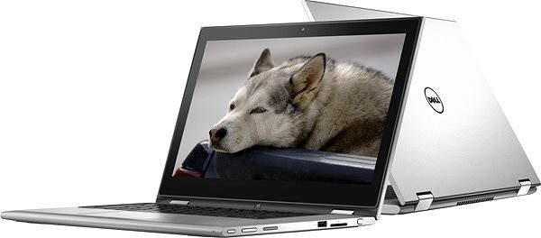 Dell Inspiron 13z Touch stříbrný