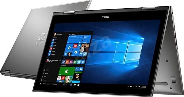 Dell Inspiron 15z 5000 (5579) Touch šedý - Tablet PC