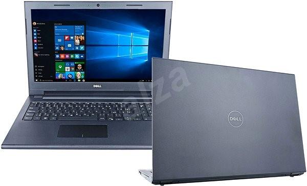 Dell Inspiron 15 (3567) černý