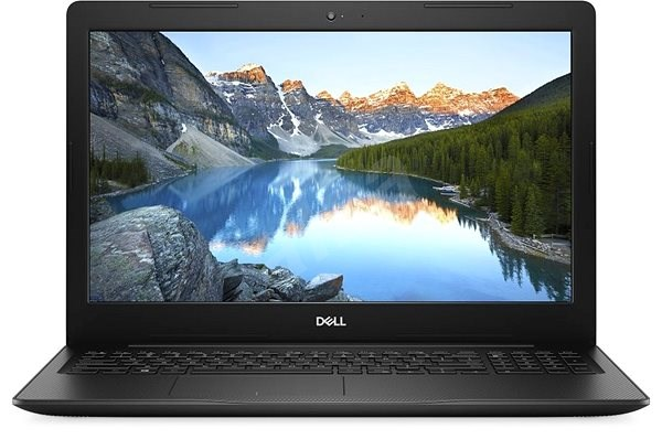 Dell Inspiron 15 (3593) Black - Notebook