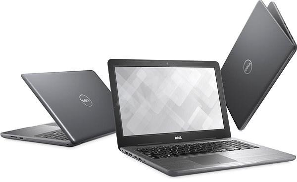 Dell Inspiron 15 (5567) šedý