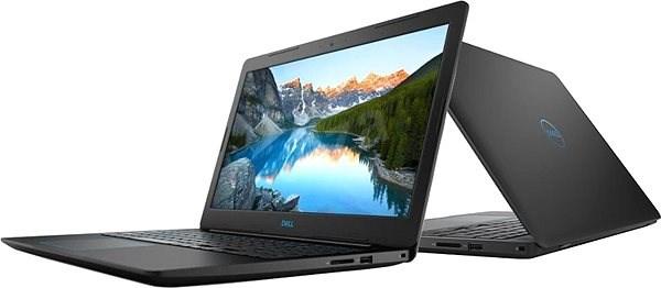 Dell G3 15 Gaming (3579) Black - Herní notebook