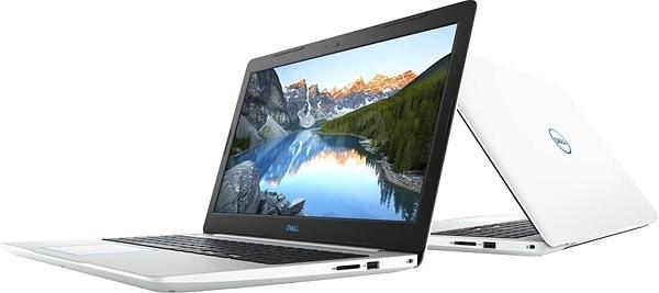 Dell G3 15 Gaming (3579) bílý - Herní notebook
