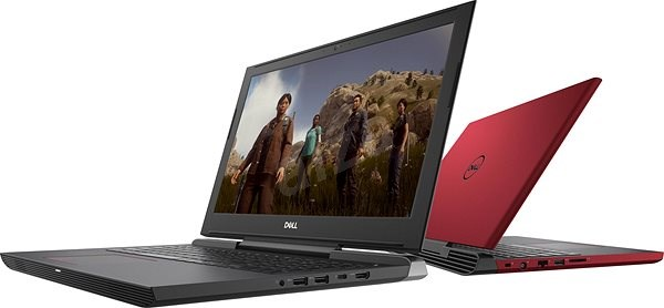 Dell G5 15 Gaming (5587) Red - Herní notebook
