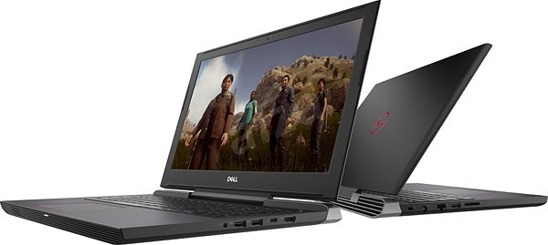 Dell G5 15 Gaming (5587) Black - Herní notebook
