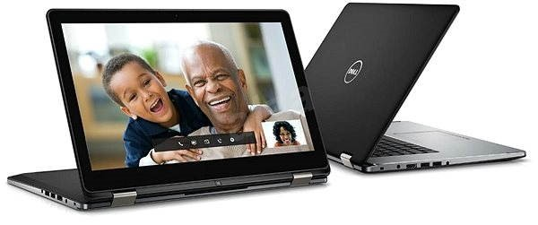 Dell Inspiron 15 Touch (7000) černý - Tablet PC