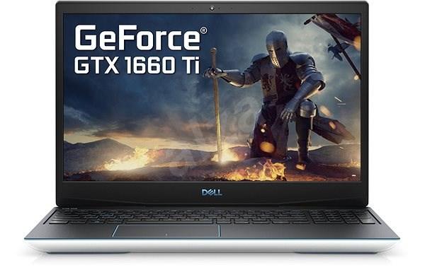 Dell G3 15 Gaming (3590) Alpine White - Herní notebook